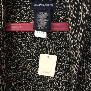 Ralph Lauren Shirts & Tops - Ralph Lauren 2T Open Front Cardigan Toddler Girl